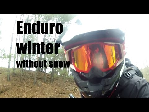 2015 enduro ziema (be sniego)