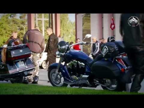 """Motociklininkų paramos akcija """"1000 vilties kilometrų """" 2016 info filmukas"""