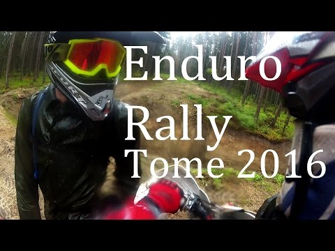 Enduro Rally Tome Latvia 2016