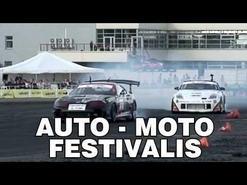 AUTO - MOTO FESTIVALIS - Kaunas Kačergines žiedas PROMO