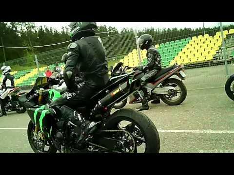 Moto diena 2012, Kačerginė, Nemuno žiedas