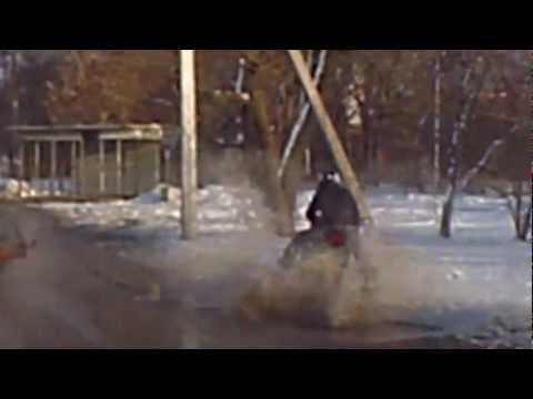 Motorcycle Crashes 2013 Spring