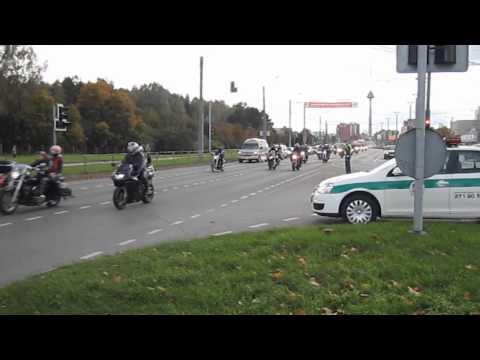 Vilniaus Motociklu Sezono Uzdarymas 2012