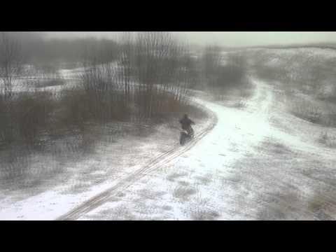 Radviliskis winter ride 2013 12 15