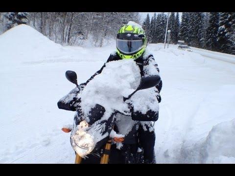 CRAZY BIKE TRIP EN LAPONIE 2/2 - ICE DRIFTING IN LAPLAND - OFFICIAL CONTENT MOTO JOURNAL