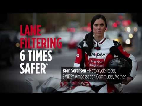 Motorcycle Lane Filtering -- Why It Should Be Legal -- Maurice Blackburn Lawyers -- Stop SMIDSY