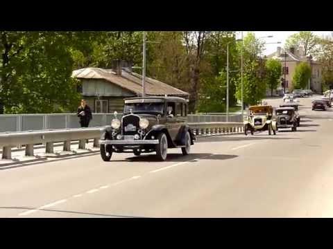 Eugenijau Mes vaziuojam 2014 (tiltas)