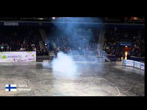 16K Stuntriding Eurocucup 2014 @ Siemens Arena, Vilnius, quick report.