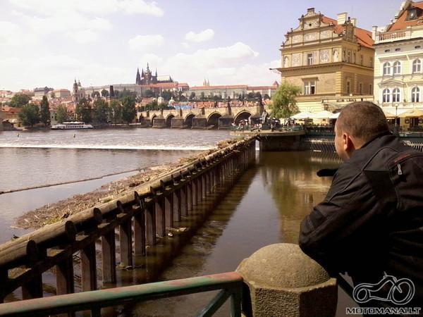Turistas mieste