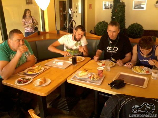 Pirmi vokiški valgiai