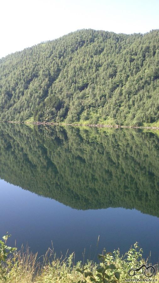 Kalnų veidrodis