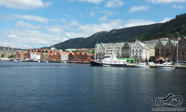 Bergeno uostas