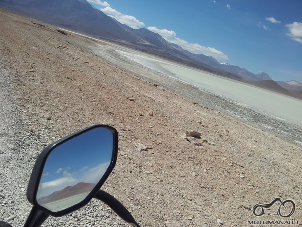 velniaizin kur, Bolivija/altiplano