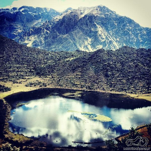 Andu sirdis-Cobanaconde, Peru