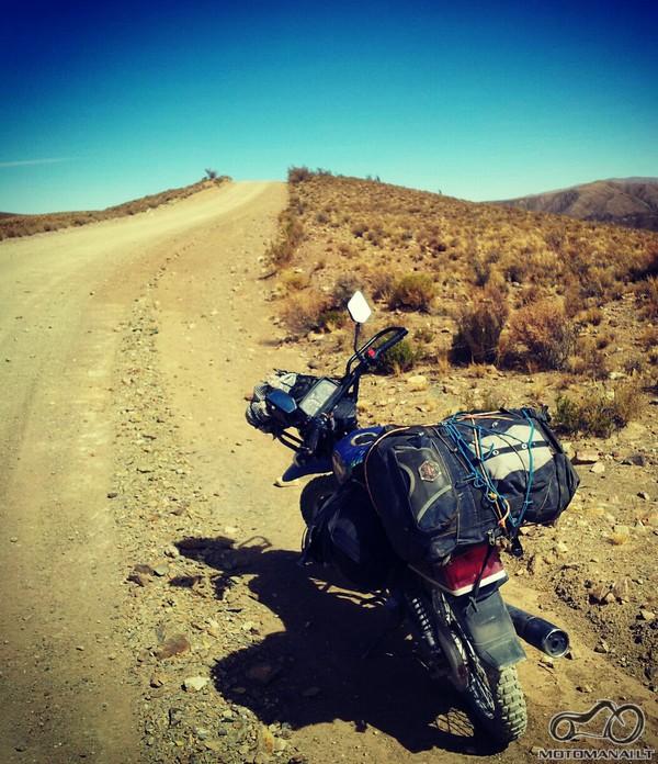 Bolivijos Andai, 3km aukstis
