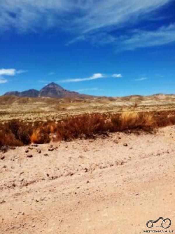 bolivietiski dykumu ´keliai´