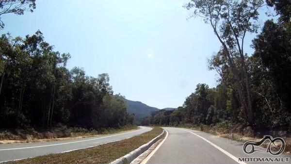 Pagrindinis salos kelias