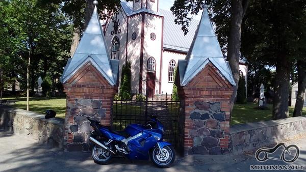 Paįstrio Švč. Mergelės Marijos Globos bažnyčia