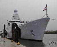 Karinis laivas 'Zr.Ms. Groningen'