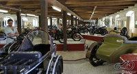 Egeshkov'o motociklų kolekcija.