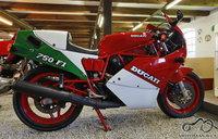 Ducati 750 F1, one of 2801.