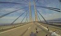 Øresundsbroen tiltas.