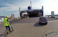 Athena Seawars DFDS keltas. Paskutinės užsienio akimirkos.