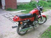 Bagažinė motociklui :)