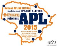 Pažintinis APL 2015