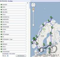 Kelionė į Norvegiją 2008