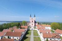 Wigry Kamaldulių vienuolynas