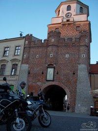 Krokuvos vartai Liubline