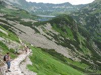 5 ežerų slėnis, Tatrai