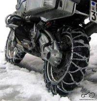 Moto grandines ziemai.