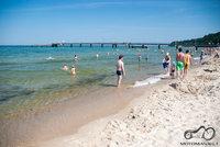Paplūdimys Rugeno saloje, Gohren