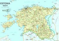 P.A.U.B. kelionė III, po Estiją. 2009 Liepa