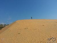 Smėlio kopos - Mui Ne