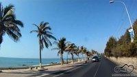 Kelias šalia jūros