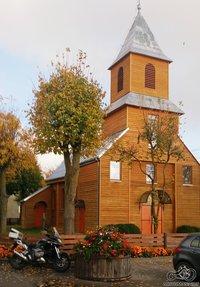 Kužių Švč. M. Marijos Gimimo bažnyčia