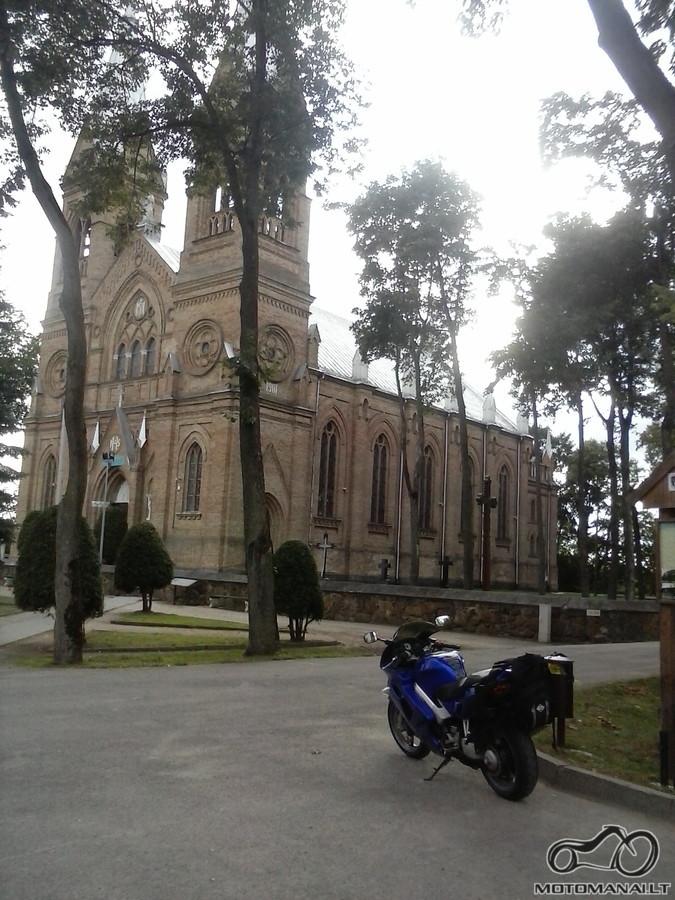 Krekenavos Švč. Mergelės Marijos Ėmimo į dangų bazilika