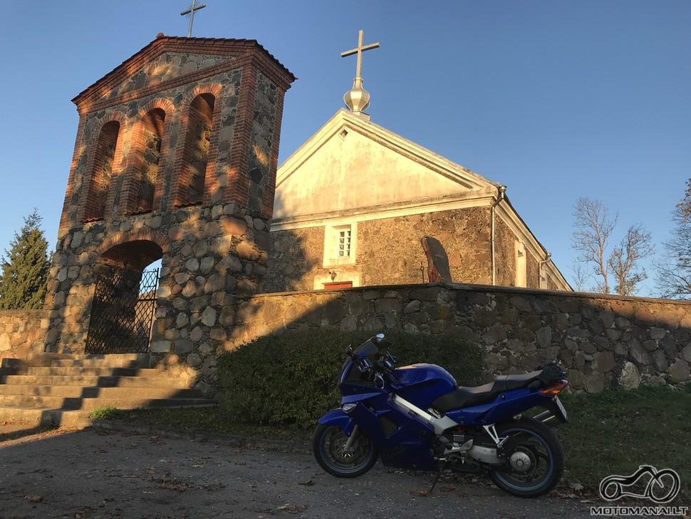 Salamiesčio Šv. Antano Paduviečio bažnyčia