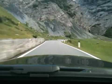 BMW M3 Stelvio Pass Italy