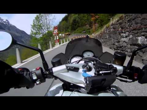 BMW K 1300 R & Klausenpass Part 1