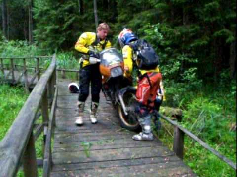 Kelionė Aplink Lietuvą 2010 - Pasienio tiltukai