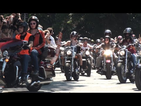 Vienna Harley Days | Bike Parade 2014 Wien