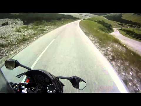 Gsxr 1000 K6 - Hahntennjoch (GoPro HD)