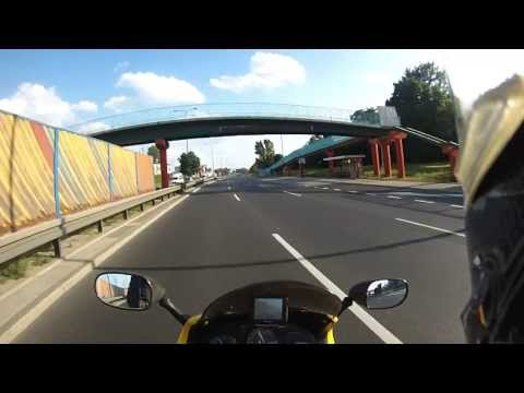 Warsaw Traffic Filtering / Lane Splitting