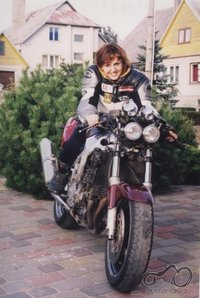 MOTO MISS 2004 finalistė