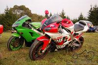 Yamaha & Kawasaki