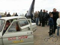 Obeliu bike show